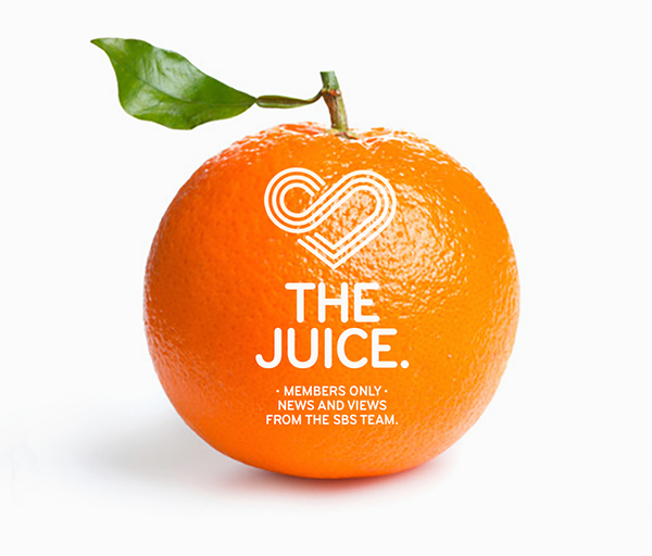 THE JUICE - Members Only - News and Views from the SBS Team